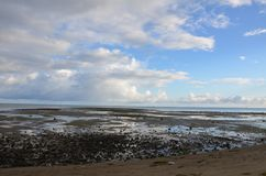 Малая вода в Rodrigues Стоковые Фотографии RF