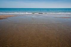 малая вода Стоковые Фото