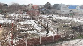 малая зима села видеоматериал