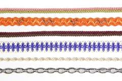 Малая линия цвета lacework Стоковые Фото