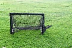 Малая цель футбола Стоковая Фотография