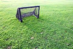 Малая цель футбола Стоковое Фото