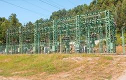 Малая электростанция Стоковое Изображение