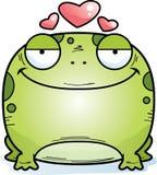 Маленькая влюбленность лягушки бесплатная иллюстрация