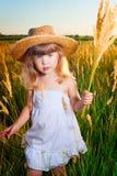 Маленькая девочка Стоковые Изображения