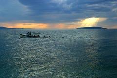 Маленькая лодка Стоковые Фото