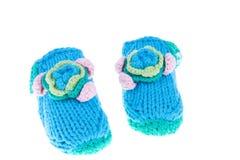маленькие ботинки Стоковая Фотография RF