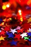 маленькие звезды Стоковые Изображения