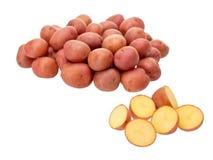 маленькие картошки красные стоковая фотография rf