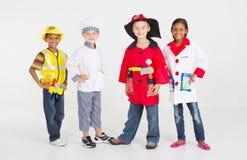 маленькие работники Стоковые Фото
