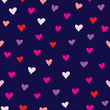 Маленькие сердца Стоковые Изображения RF