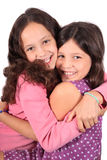 маленькие сестры сладостные Стоковая Фотография