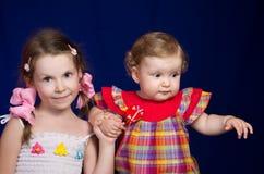 маленькие сестры 2 Стоковое Изображение