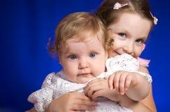 маленькие сестры 2 Стоковое фото RF