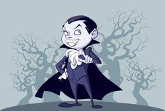 маленький вампир Стоковая Фотография