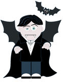 маленький вампир Стоковые Изображения