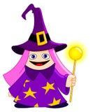 маленький волшебник Стоковая Фотография