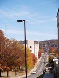 маленький город америки Стоковая Фотография RF