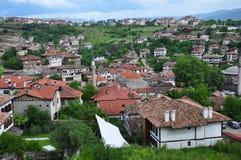 маленький город Стоковое фото RF