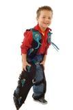маленький западный человек Стоковое фото RF