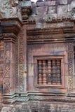Маленький каменный высекать замка стоковое изображение