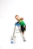 маленький колеривщик Стоковые Изображения RF