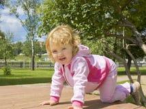 Маленький ребенок Стоковая Фотография