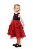 Маленький ся портрет девушки Стоковое Изображение RF