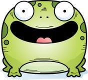 Маленький усмехаться лягушки бесплатная иллюстрация