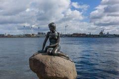 маленький mermaid Стоковая Фотография