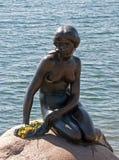 Маленький Mermaid Стоковое Изображение