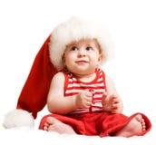 маленький santa Стоковая Фотография