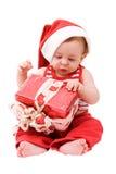 маленький santa Стоковое Изображение RF