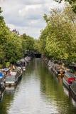 Маленькое Венеция в Лондон Стоковое Фото