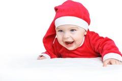 Маленькое Santa Claus Стоковые Фото