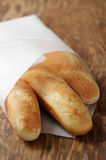 малое багетов французское домодельное Стоковые Фото