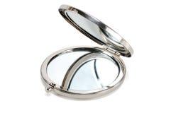 Малое круглое зеркало Стоковая Фотография