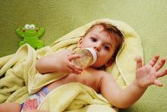 малое мальчика милое Стоковые Изображения