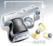 малое пушки карманное Стоковое фото RF