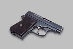 малое пушки предпосылки нейтральное Стоковые Фото