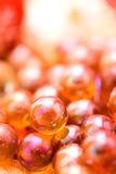 малое шариков предпосылки глянцеватое стоковое фото rf