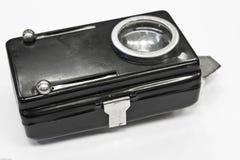 малое электрической лампы старое Стоковые Фотографии RF