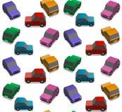Малые автомобили Стоковое Изображение RF