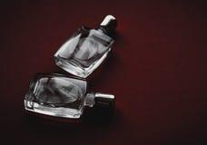 Малые бутылки дух Стоковое Фото