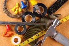 малые инструменты Стоковое Фото