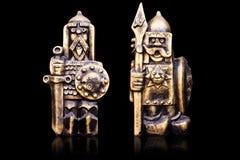 малые статуэтки Стоковые Фотографии RF