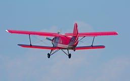 Малый аэроплан Стоковые Изображения