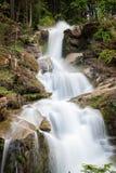 Малый водопад в Flums Стоковое фото RF