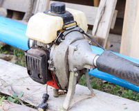Малый двигатель Стоковые Фото