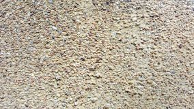 Малый камень песка текстуры стены песка Стоковые Фотографии RF